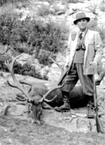 A la caza de la madura tetona - 4 5