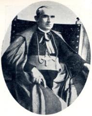 Den salige biskop Diego Ventaja Milán